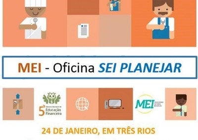 Abertas inscrições para oficina sobre planejamento empresarial em Três Rios