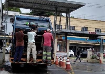 """De vila Histórica a Cidade de Vassouras"" ""Do DAS ao Concurso Publico"" - e agora"