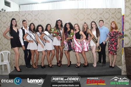 Miss Cruzeiro do Oeste 2018