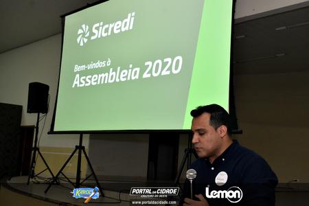 Sicredi Assembléia 2020