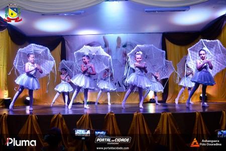 14ª Apresentação de Dança da Casa da Cultura