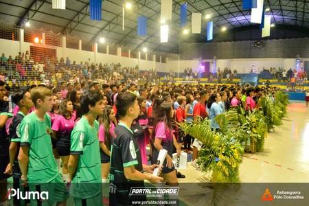 Abertura - Jogos Escolares do Colégio Estadual Douradina