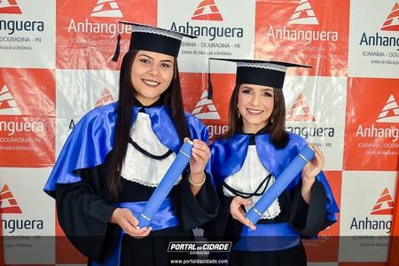 Colação de Grau 2020 - Universidade Anhanguera