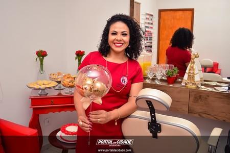 Comemoração Espaço Tamires Santos - 1 Ano