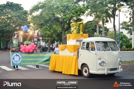 Desfile Douradina - 37 Anos