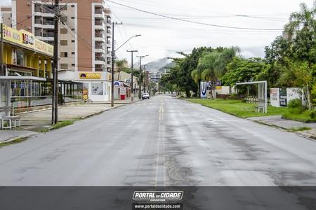Lockdown em Guaratuba