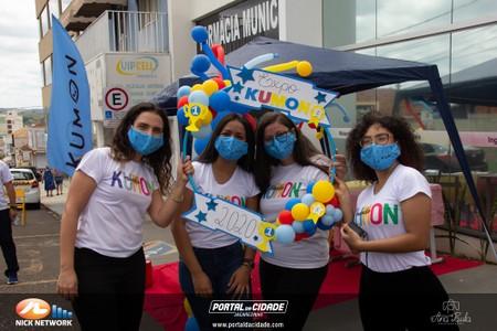 Carreata Expo Kumon Solidária 2020