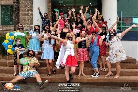 DRI-THRU Dias das Crianças no Colégio Maranata