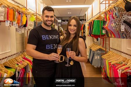 Coquetel de Inauguração Bruna Gomes Store