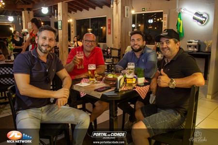 Inauguração Botequim Bar e Restaurante em Novo Endereço
