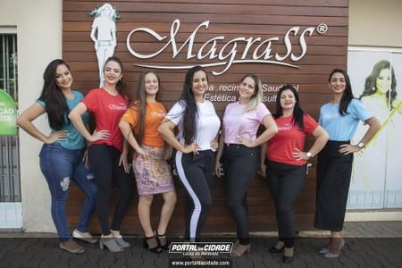 Degustação do Programa Magrass em comemoração ao Dia da Mulher