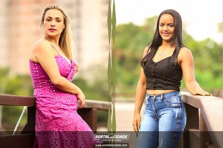 Juntas, Elaine e Juliana perderam mais de 55 kg