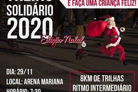 Treino Solidário 2020 - Edição de Natal