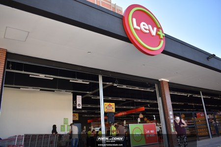 Inauguração do Lev+ Mercado em Mogi Mirim