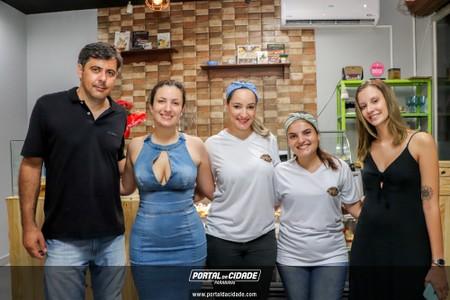 Inauguração Confeitaria Mariana Mendes