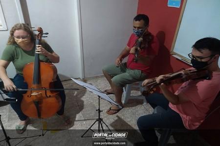 Academia de Músicos - 10 anos