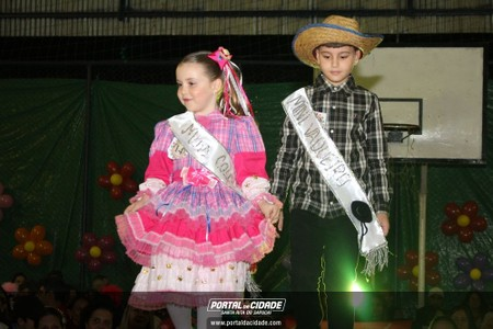 Concurso Miss e Vaqueiro Caipirinha E.E. Luiz Pinto de Almeida