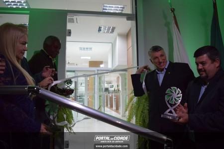 Inauguração Agência Sicredi Alto Uruguai em Santa Rita do Sapucaí