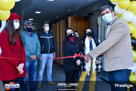 Inauguração Portas e Batentes Mourão