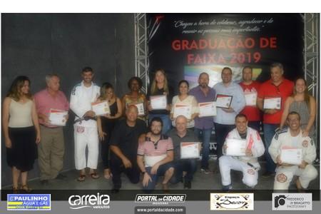Graduação de Faixa 2019 - A Solenidade