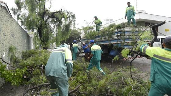 REPAROS Força tarefa atua após chuva intensa atingir Jundiai - Portal da cidade