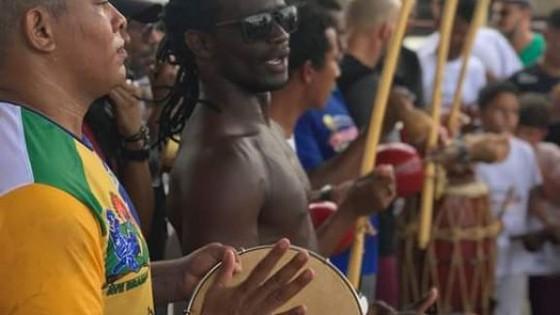 FIZERAM BONITO Grupo Alcateia representa Lucas do Rio Verde em Intercâmbio Nacional de Capoeira - ® Portal da Cidade | Lucas do Rio Verde