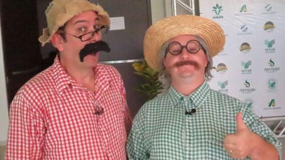 Tchó e Beppi fazem show beneficente em Lucas do Rio Verde nesta terça (19) - ® Portal da Cidade | Lucas do Rio Verde