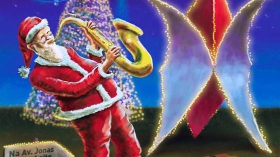 Vem aí a 5ª Parada de Natal de Registro. O maior espetáculo natalino do Vale - Adilson Cabral