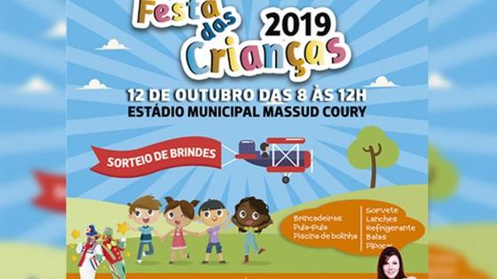 DIA DA CRIANÇA Prefeitura Municipal de Rio das Pedras realiza neste sábado festa das crianças 07 - Portal da Cidade