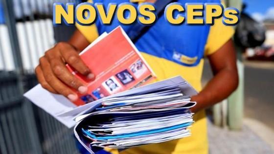 NOVO CEP Correios implantam CEP individual nas ruas de Rio das Pedras 05/11/2019 às - Portal da Cidade