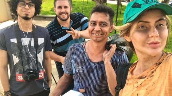 Solidariedade Experimento mede a bondade e divulga campanha natalina em Umuarama 14/11/2019 às 17h - ® Portal da Cidade | Umuarama
