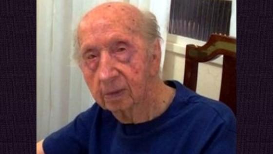 Luto Morre em Umuarama, aos 103 anos, o pioneiro do Noroeste Aristeu de Oliveira 14/11 - ® Portal da Cidade | Umuarama