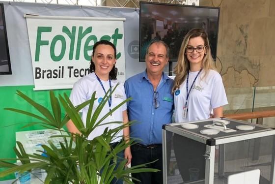 Forrest Brasil participa de feira de tecnologia no Palácio do Iguaçú