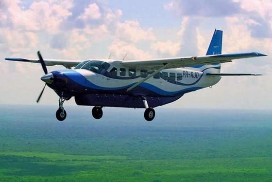 Operação dos voos entre Lucas do Rio Verde e Cuiabá começa no próximo dia 27 (terça-feira)